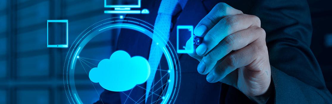 virtualização de empresas